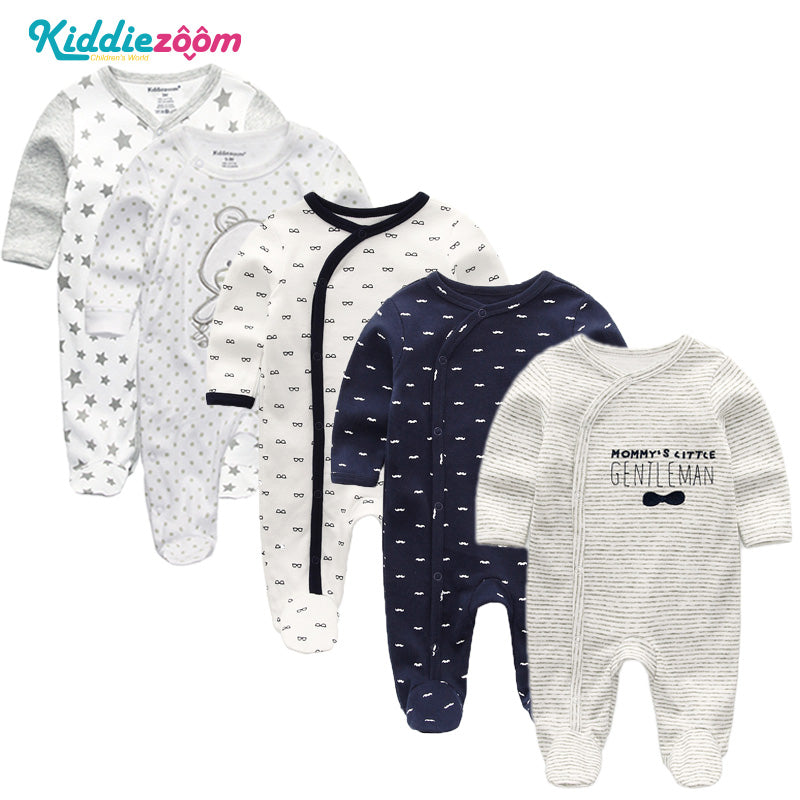0b11555ab4f6 Baby Boys Rompers Soft Cotton Baby Unisex Rompers Overalls Newborn Clothes  Long Sleeve Roupas de bebe ...