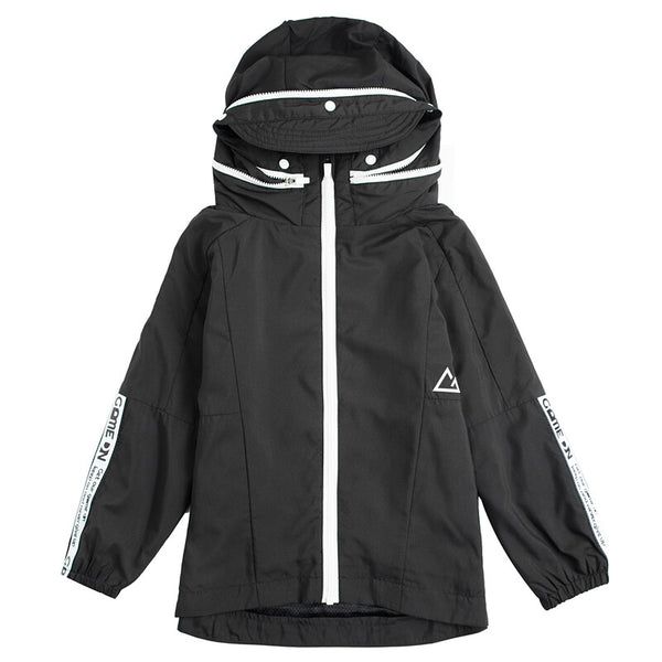 Juniors G-Motion Windbreaker - Black