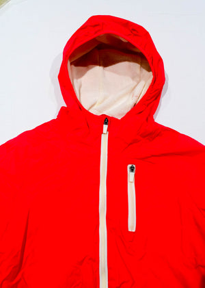 Nylon Jacket - 31 Red