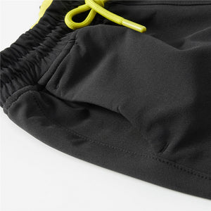 Giordano Junior G-Motion 3M Scotchgard™ Anti-fouling Breathable Plain Drawstring Sports Drawstring Pants