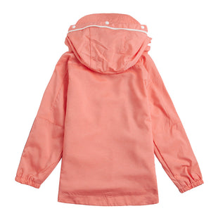 Juniors G-Motion Windbreaker - Pink