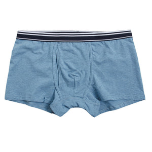 3 Pack Boxer Brief - Blue/ Black