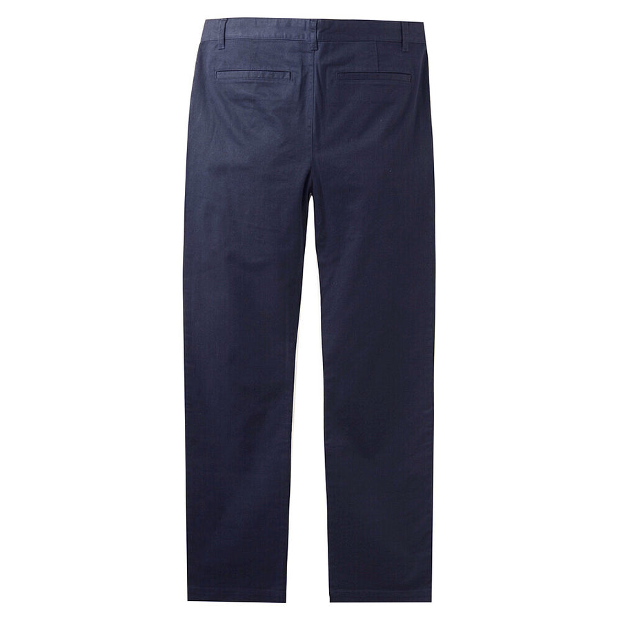 Inno-Khaki Low Rise Slim Tapered Pants - Signature Navy