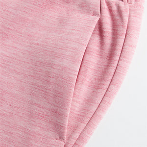 Giordano Juniors G-MOTION Fleece Jogger Pants 97 Pink