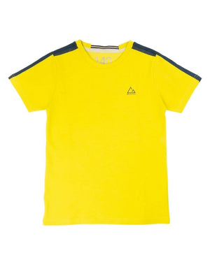 Giordano Cotton/Polyester Crew Neck Tee