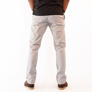 Low-Rise Slim Tapered Chino