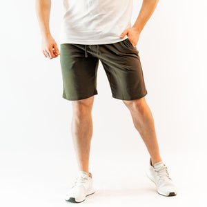 Drawstring Sweat Shorts