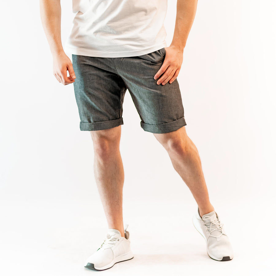Bermuda Shorts - Grey