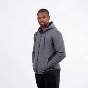 G-Motion Double Knit Zip-Up Hoodie