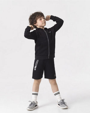 Junior G-MOTION Jacket- Black