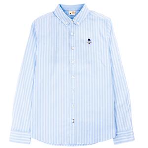 Junior's long-sleeve shirts - Blue
