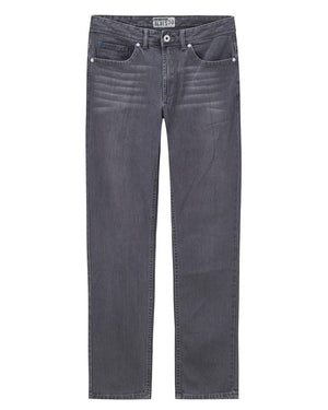Stretchy Tapered Jeans