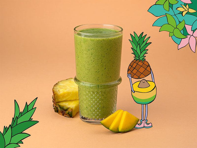 Recette : Smoothie tropical