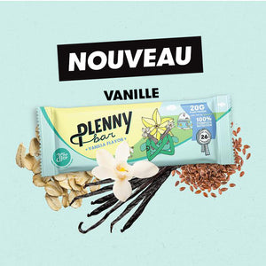 Plenny Bar v2.0 - Vanille