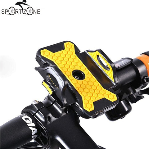 Universal Bicycle Phone Mount Holder