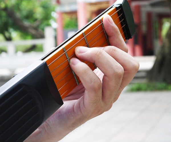 Portable Acoustic Guitar