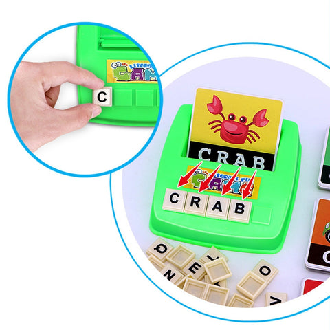 Educational Literacy Game