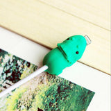 Cute Doll Animal Cable Protector