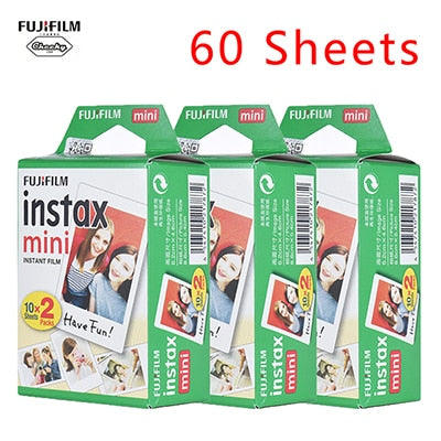Fujifilm Instax Mini Film Photo Film Paper