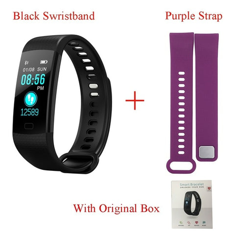 Fitness Tracker Waterproof Watch
