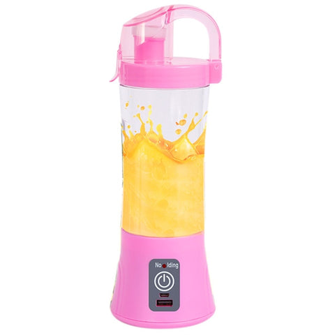 USB  Portable Blender Juicer Mixer Bottle