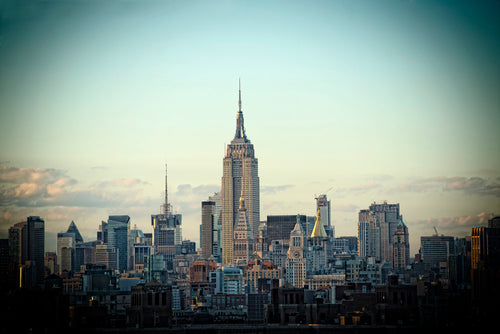 Empire State Building i skyline af Thomas Juul - NordicPhoto
