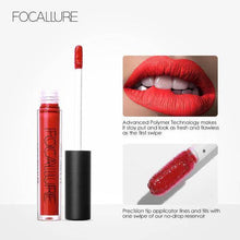 Load image into Gallery viewer, Matte Liquid Lipstick  | Human Hair Wigs & Focallure | Klex Beauty