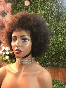 Afro Wave Wig