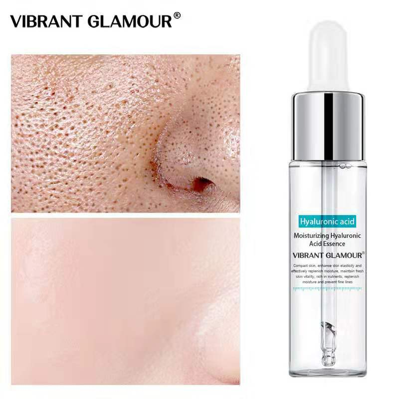 Vibrant Glamour Invisible Face Pores Serum