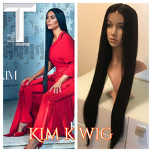 Load image into Gallery viewer, Kim K Wig