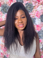 Load image into Gallery viewer, Kinky Straight  | Human Hair Wigs & Focallure | Klex Beauty