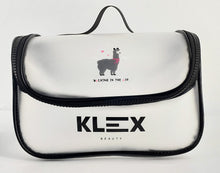 Load image into Gallery viewer, Klex Translucent Make up Bag - Large