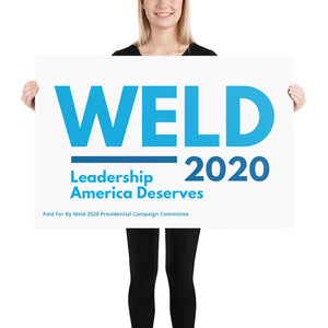 Posters - Leadership America Deserves