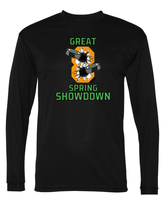 2021 GREAT 8 SPRING SHOWDOWN YOUTH LONG SLEEVE