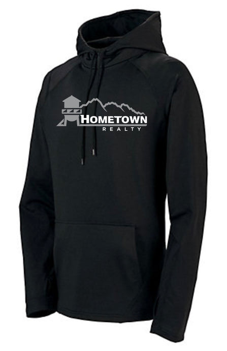 HOMETOWN REALTY PERFORMANCE HOODIE