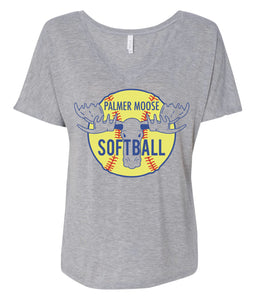 PHS Softball Women's Tee