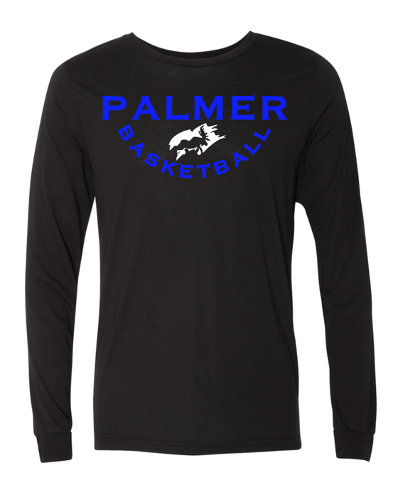 PHS BASKETBALL Triblend Long Sleeve