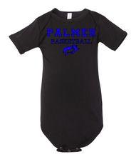 Load image into Gallery viewer, PHS BASKETBALL ONESIE