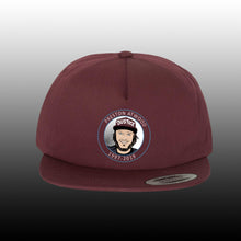 Load image into Gallery viewer, Preston Atwood JUSTICE Snapback Hat