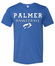 Load image into Gallery viewer, YOUTH PALMER BASKETBALL Triblend T-SHIRT