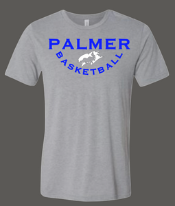 PALMER BASKETBALL Triblend T SHIRT
