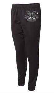 PALMER HIGH SWIM WARM UP PANTS WITH WHITE LOGO