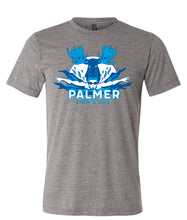 Load image into Gallery viewer, PHS SWIM T-SHIRT WITH COLOR LOGO