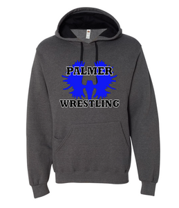 Palmer Wrestling Hoodie (Adult sizes)