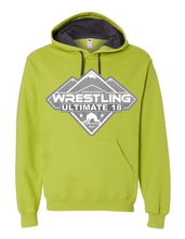 Load image into Gallery viewer, ULTIMATE 18 WRESTLING TOURNAMENT HOODIE