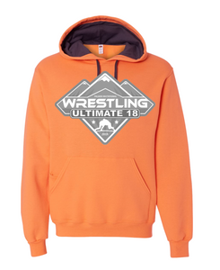 ULTIMATE 18 WRESTLING TOURNAMENT HOODIE