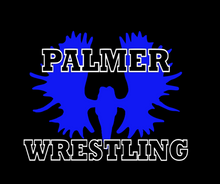 Load image into Gallery viewer, Palmer Wrestling Hoodie (Adult sizes)