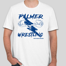 Load image into Gallery viewer, PALMER WRESTLING FAN GEAR T-SHIRT
