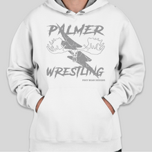 Load image into Gallery viewer, PALMER WRESTLING FAN GEAR HOODIE