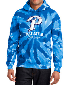 Palmer Little League Baseball Hoodies